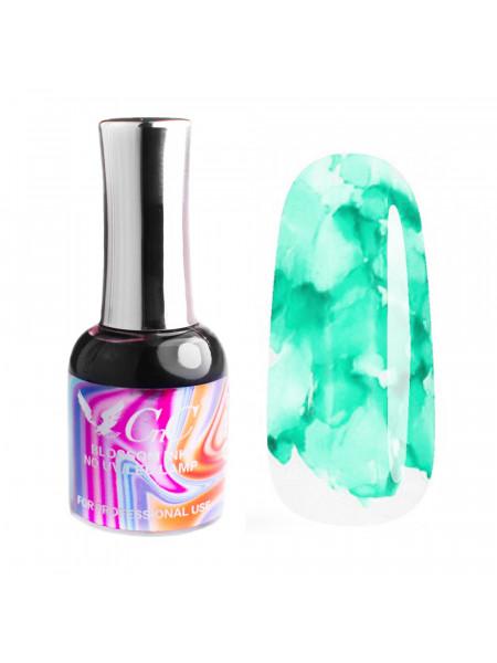 """Акварельные капли для дизайна ногтей """"Blossom INK"""" №12"""
