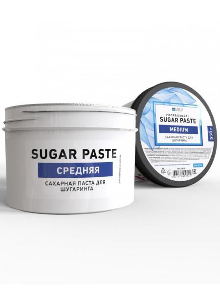 Сахарная паста для шугаринга «Sugar». 550 гр. СРЕДНЯЯ