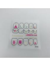 3D наклейки для дизайна ногтей №83