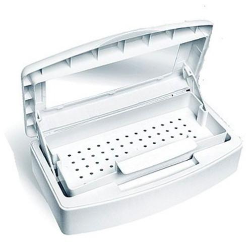 Пластиковый контейнер для стерилизации маникюрных инструментов в Саратове