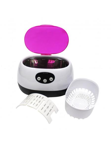Ультразвуковая мойка (стерилизатор) US-6108 (Розовый)