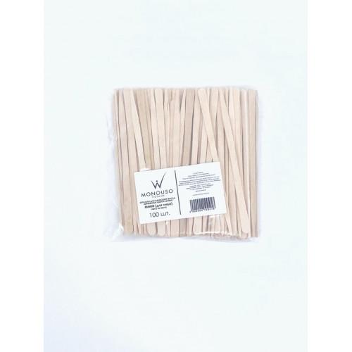 Мини шпатели для депиляции лица Italwax (100 шт./упаковка) в Саратове